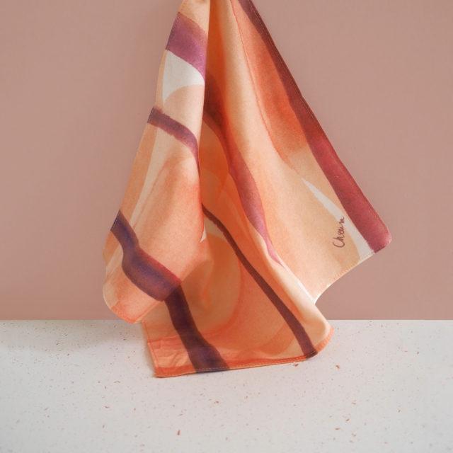 mouchoir-en-tissu-motif